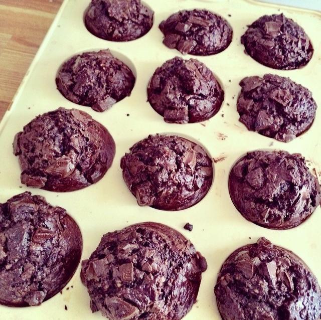 bønnemuffins