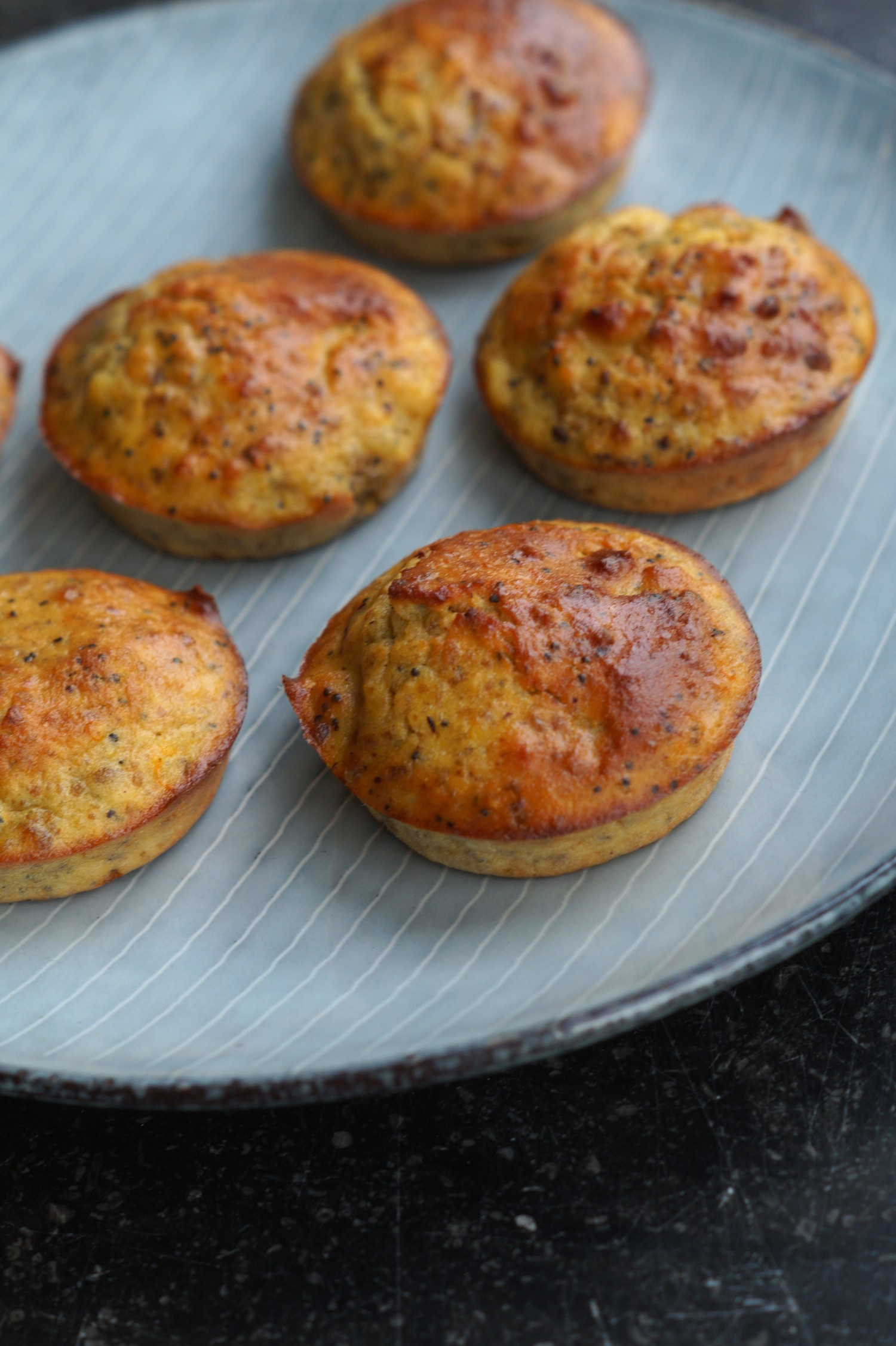 appelsinmuffins