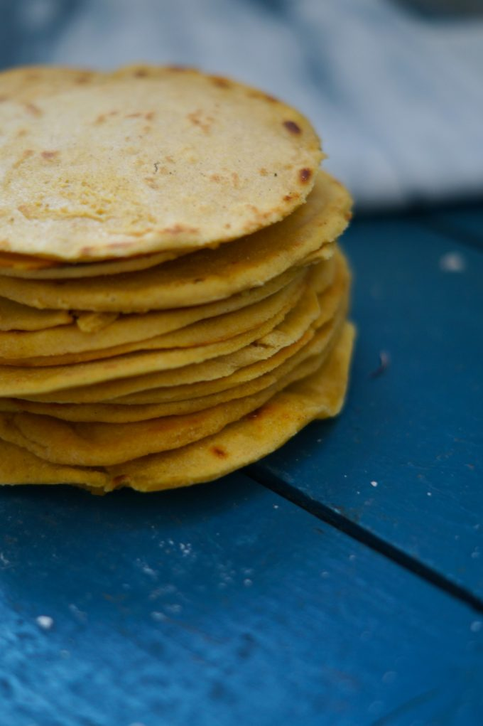 tortillas pandekager