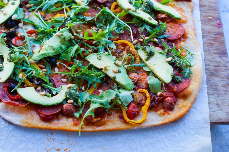 pizza inspiration