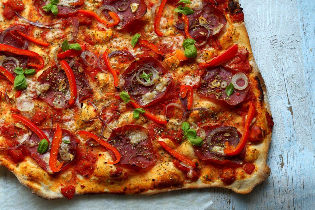 pizza fredag