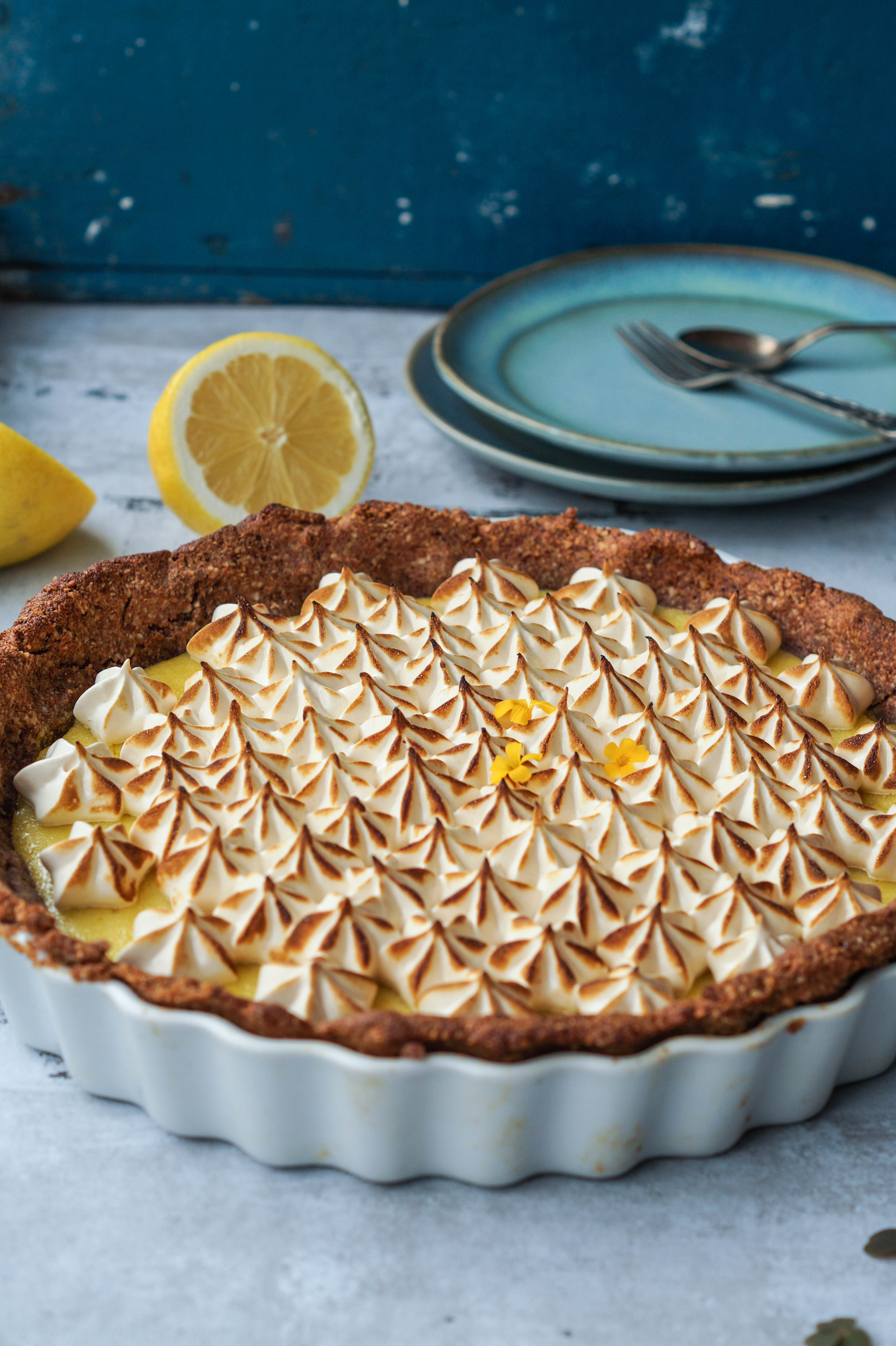 Sundere citrontærte