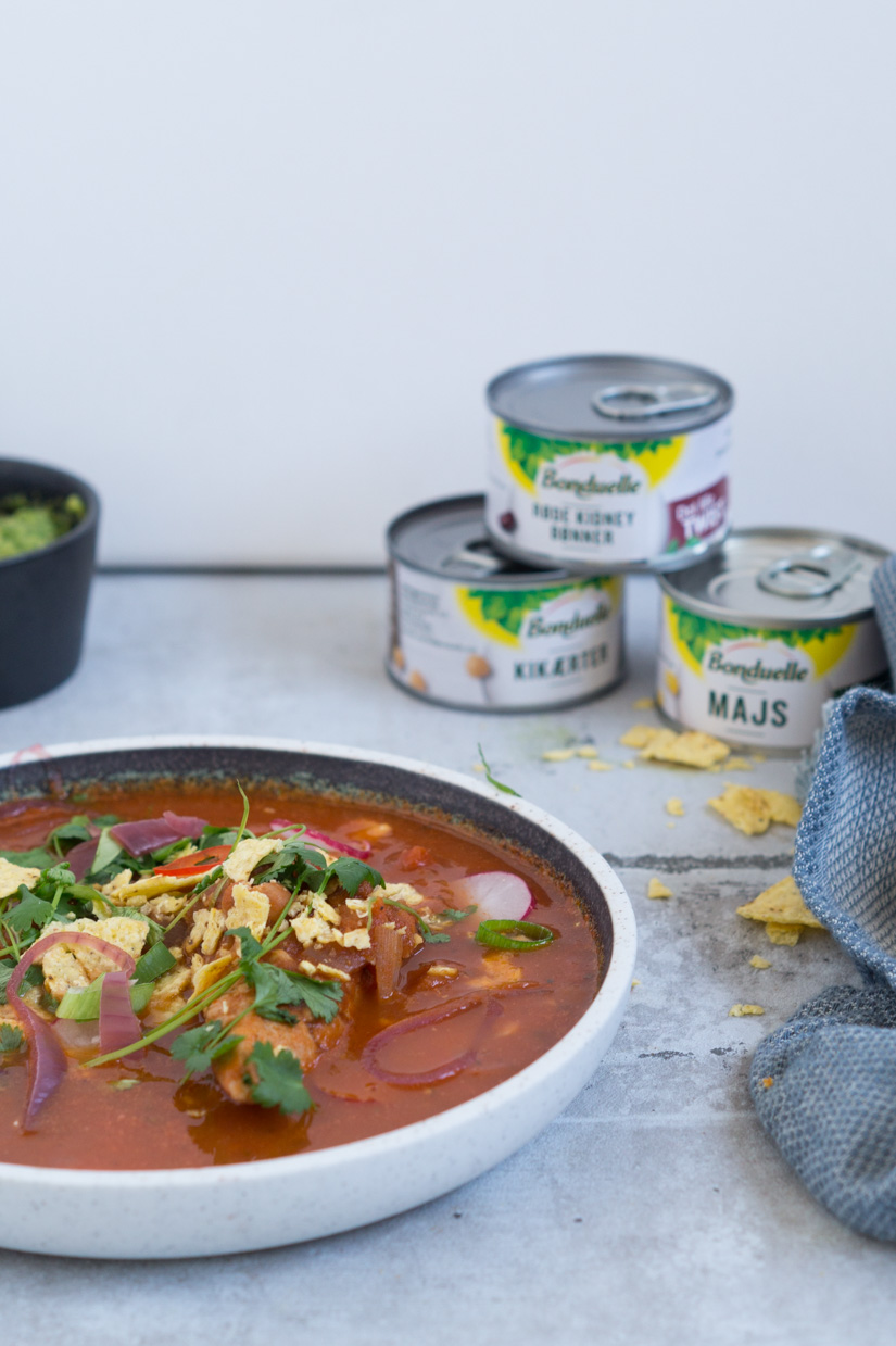 mexicansk suppe