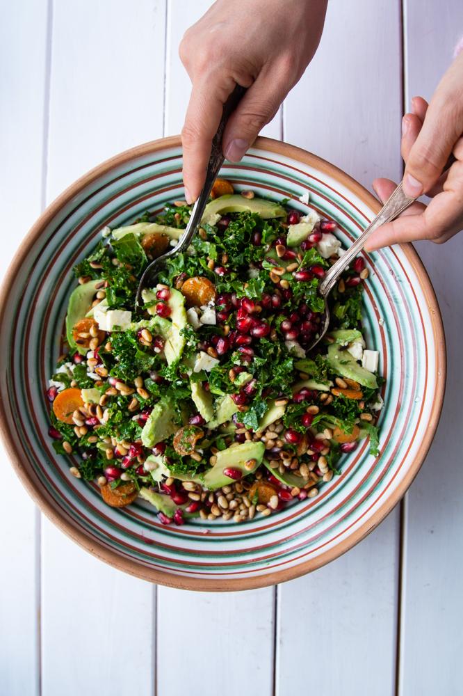 marokkansk salat