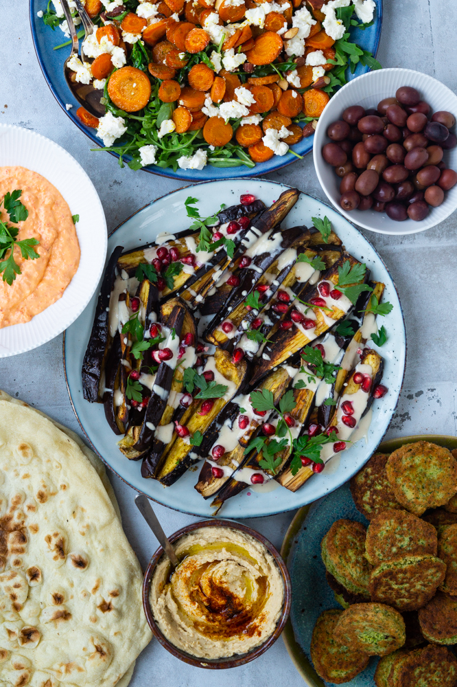 mellemøstlig middag