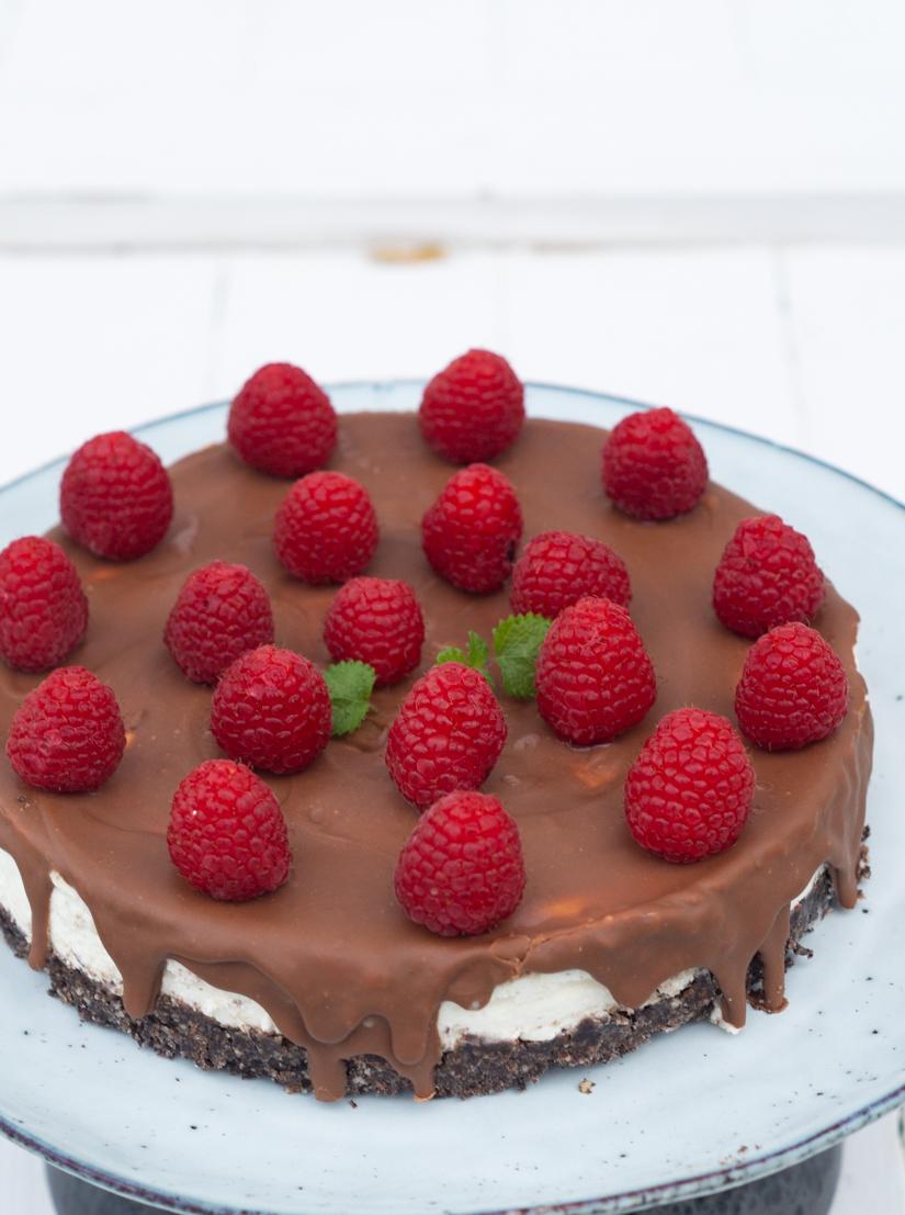 verdens bedste cheesecake