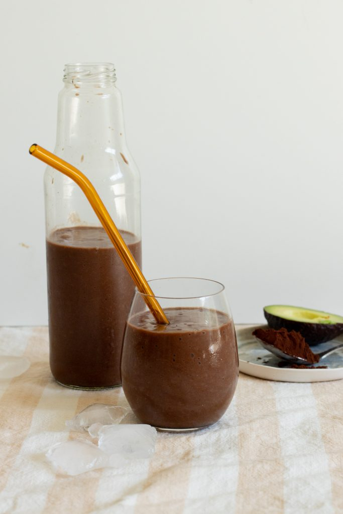 chokoladesmoothie