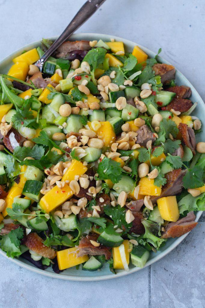 Asiatisk salat