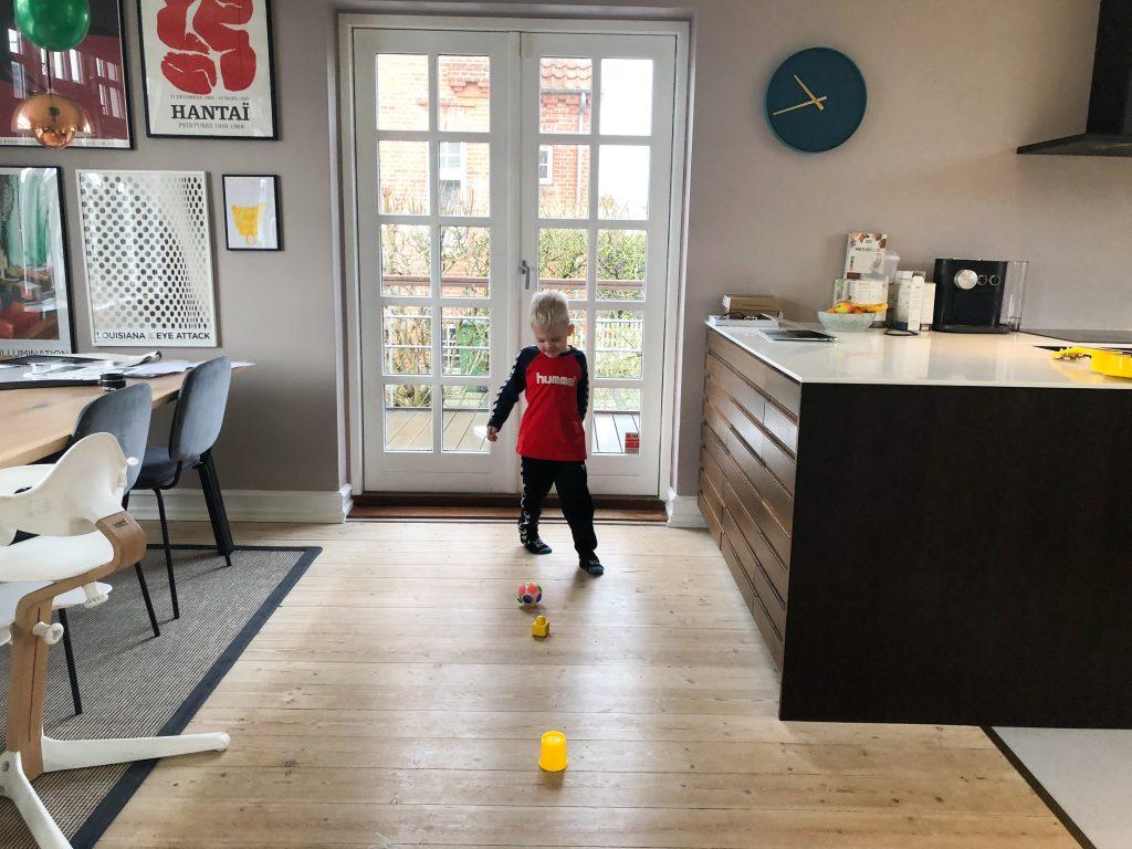 børn og bevægelse