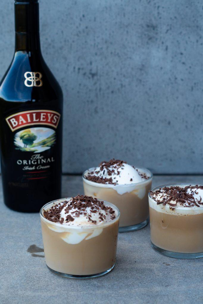 iskaffe med baileys
