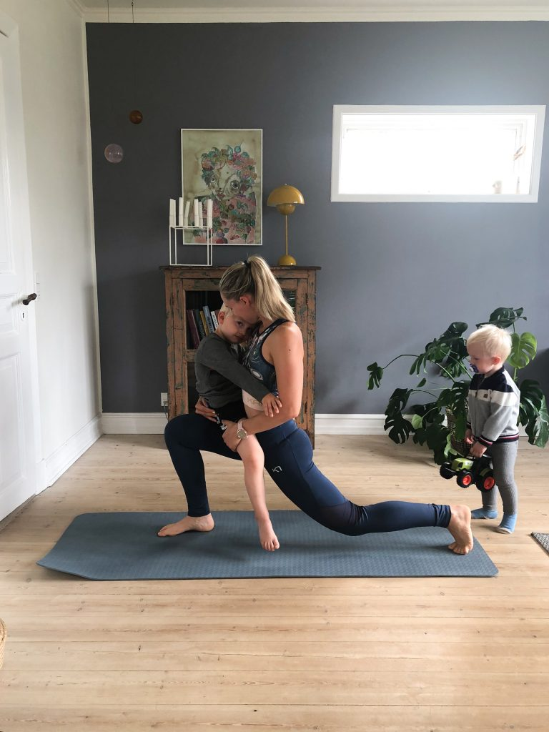 træning med børn