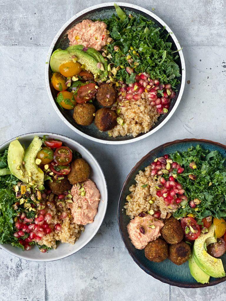 mellemøstlig salat