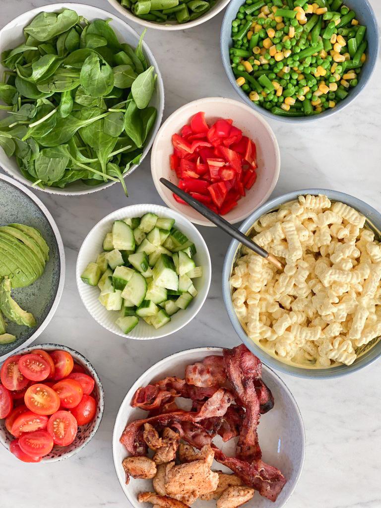 byg selv salat
