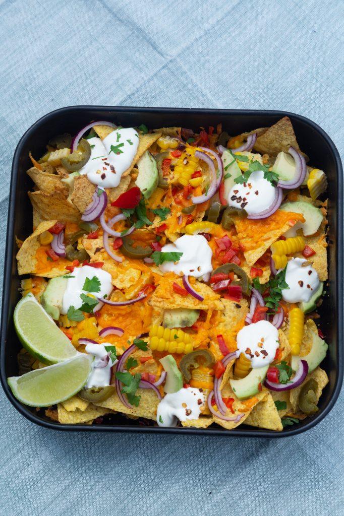 Luksus nachos