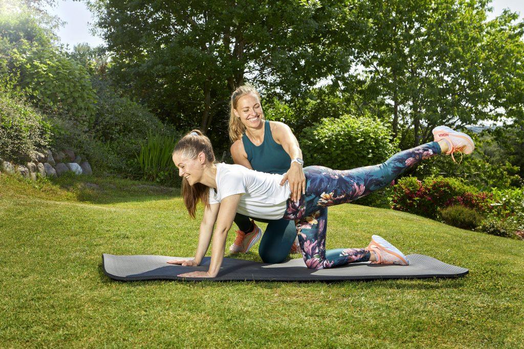 træningsprogram for gravide