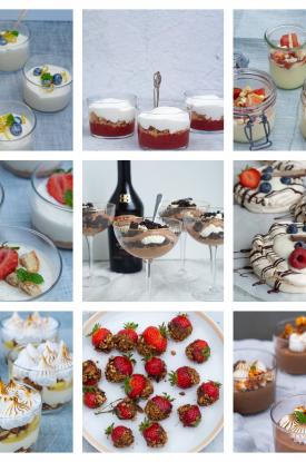desserter til gæster
