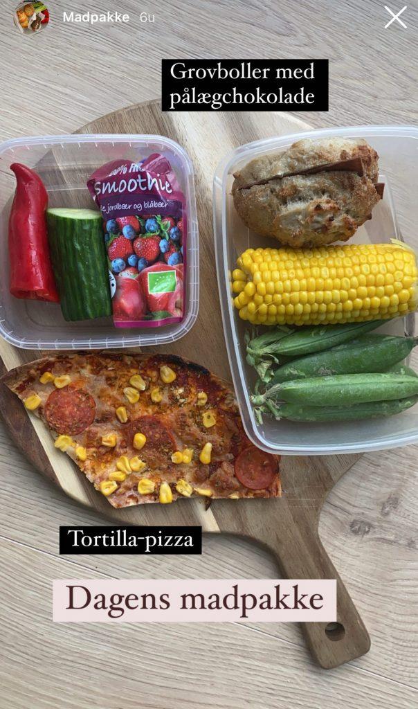 madpakker fra instagram